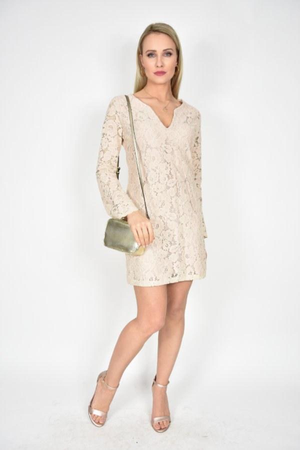 8e9a7f9c89 Sukienka koronkowa Kontatto - sklep internetowy Dolce Vita Boutique