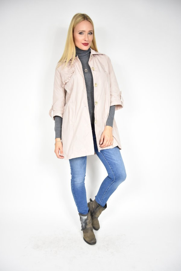 7bc8a361e7 Płaszcz Rossa Miss Miss - sklep internetowy Dolce Vita Boutique