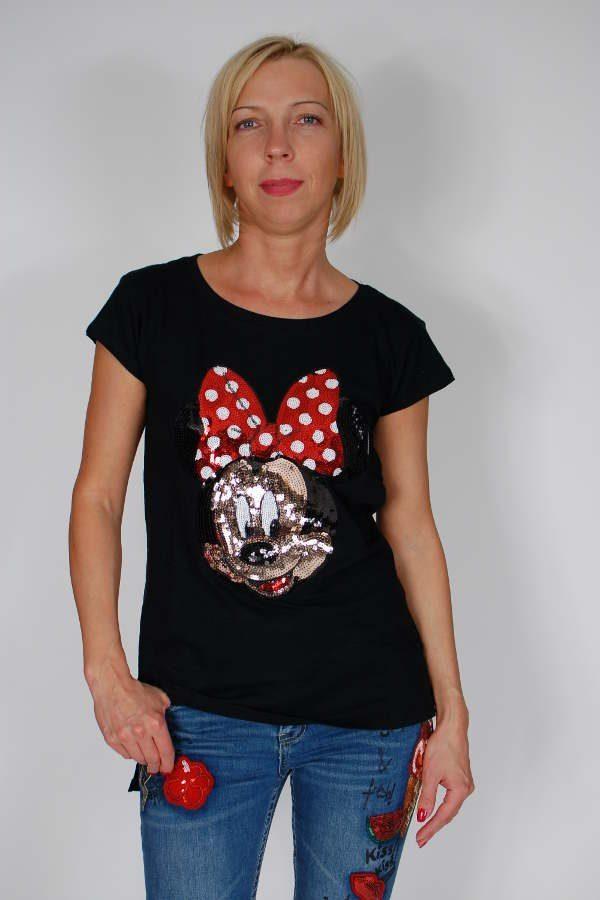 T-shirt z Myszką Miki
