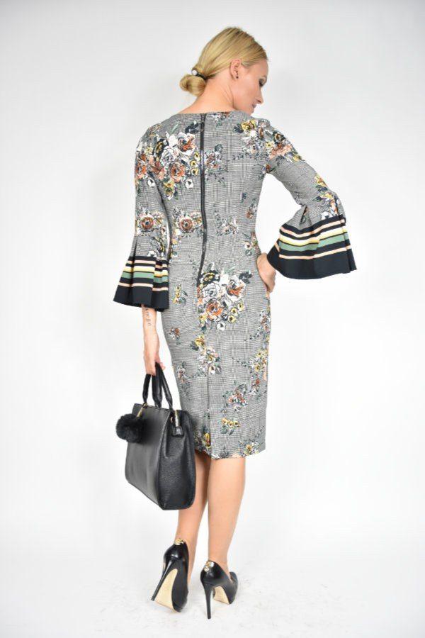 Sukienka Jesień Rinascimento