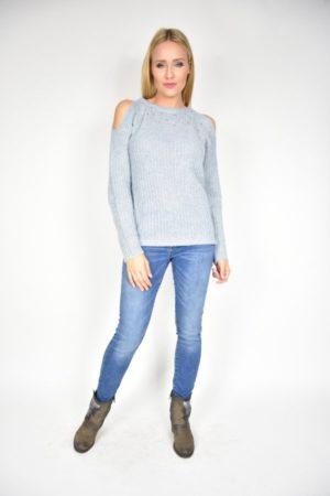 Sweter Koral Rinascimento niebieski