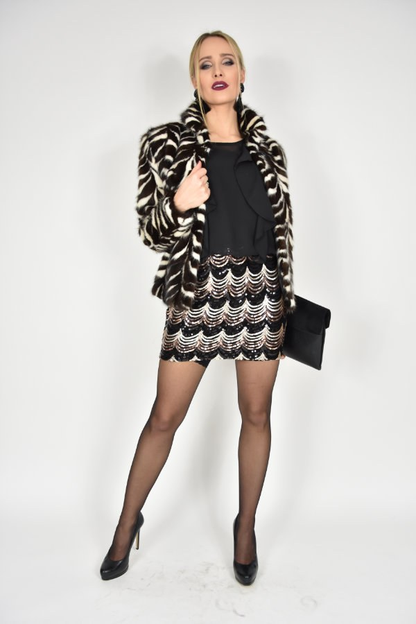 b1b40c24b9 Sukienka Cekinowa Rinascimento - sklep internetowy Dolce Vita Boutique