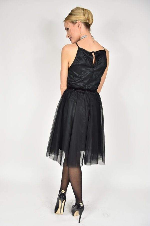 Sukienka z tiulu Rinascimento
