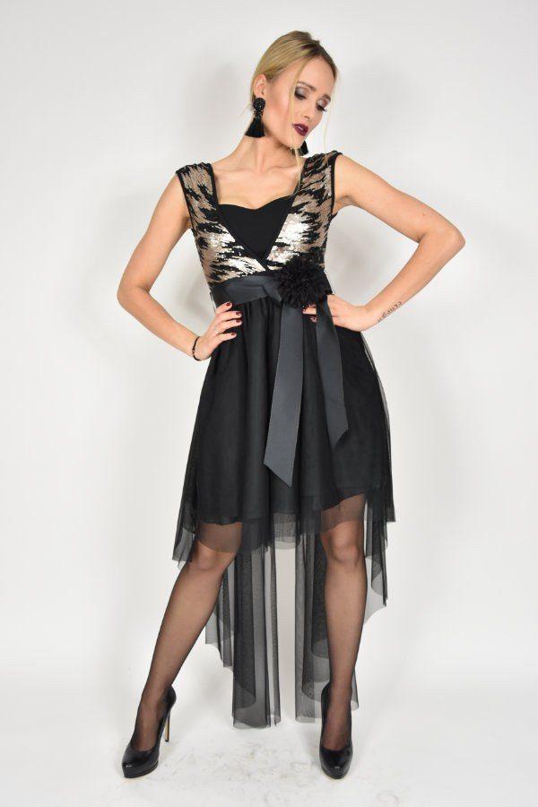 Sukienka Złota Rinascimento