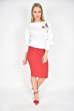 Bluzka Capri biała Imperial