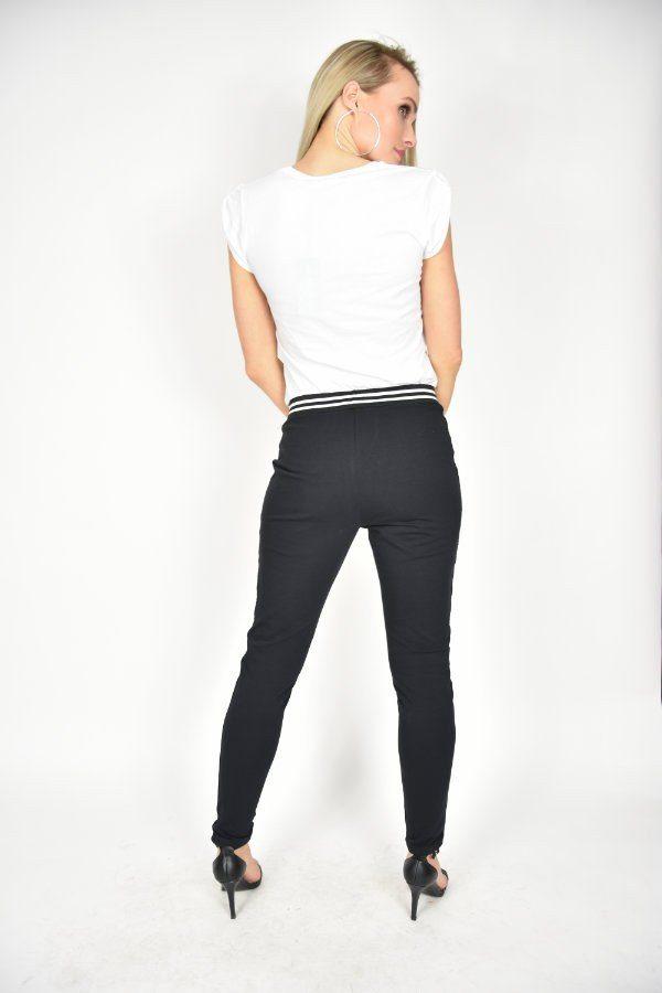 Spodnie z lampasami Rebel Girl Rinascimento