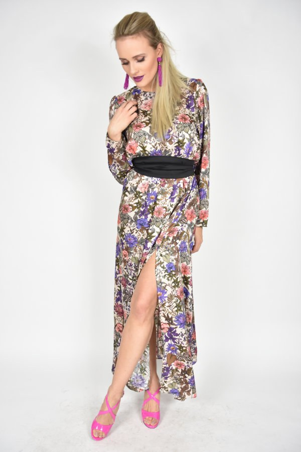 5c6acdc362d9a8 Sukienka Toscana Vicolo - sklep internetowy Dolce Vita Boutique