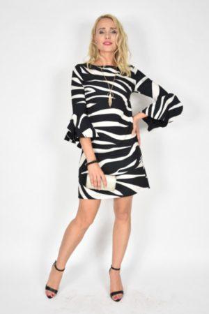 Sukienka Zebra Rinascimento