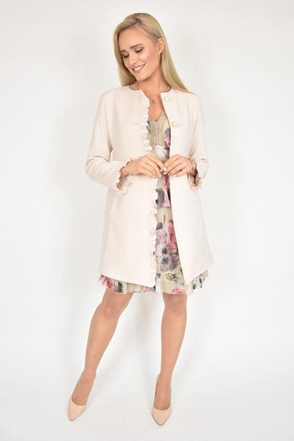 3342e102c8 Płaszcz Amelia Rinascimento - sklep internetowy Dolce Vita Boutique