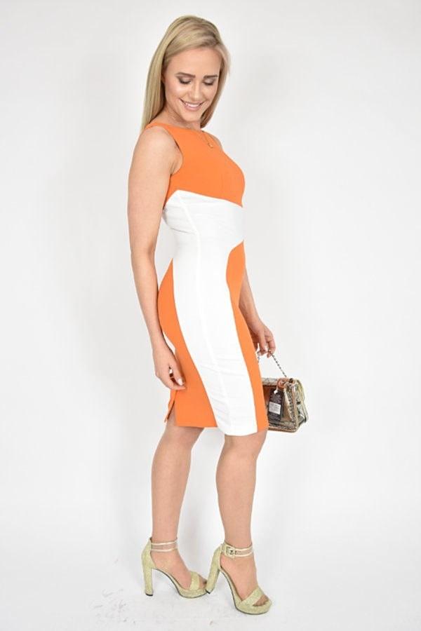 Sukienka Vittoria Orange Rinascimento