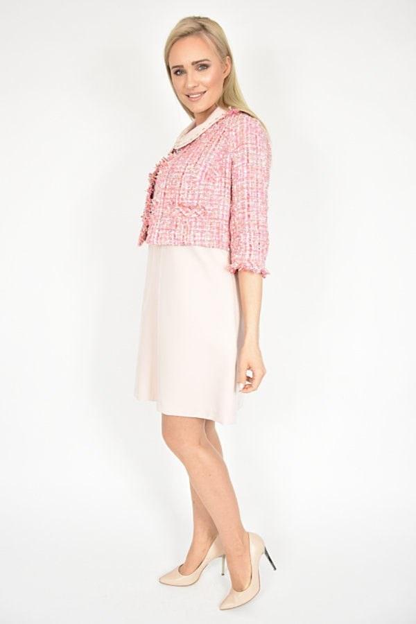 Żakiet Chanel Pink Rinascimento