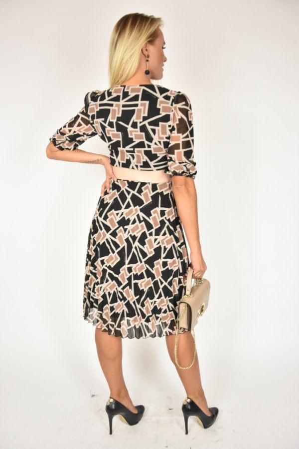 Sukienka Susanna Rinascimento beżowa